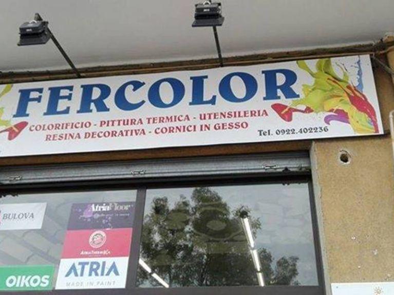 Fercolor Colorificio-Utensileria.