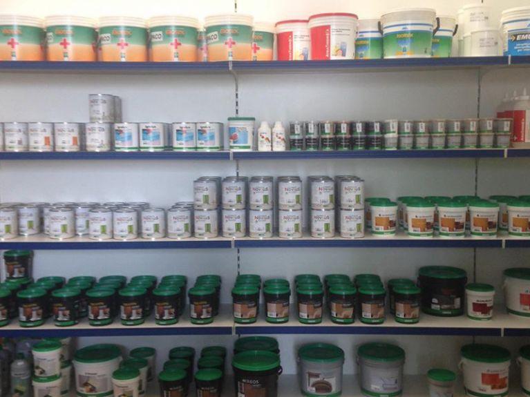 Prodotti Colorificio Fercolor Agrigento.