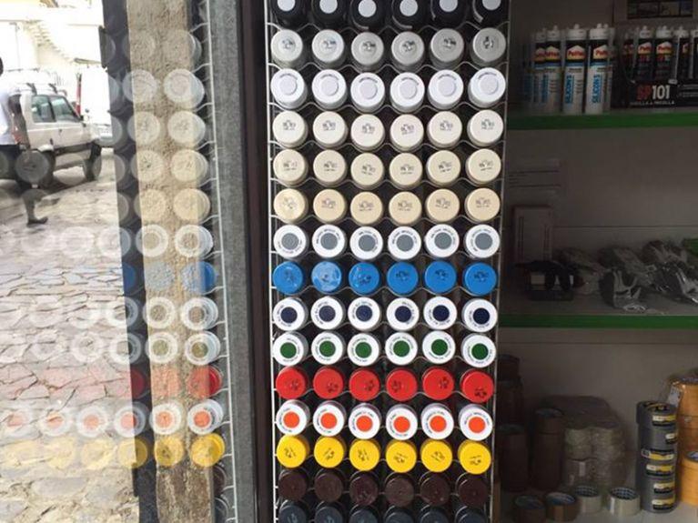 Colorificio-Utensileria Fercolor Agrigento.